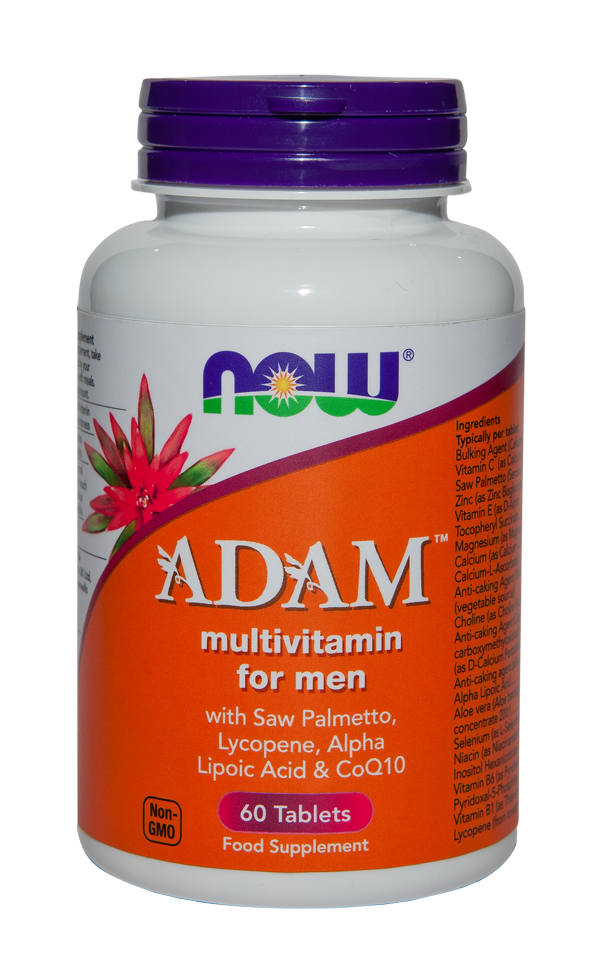 ADAM Multivitamin for men