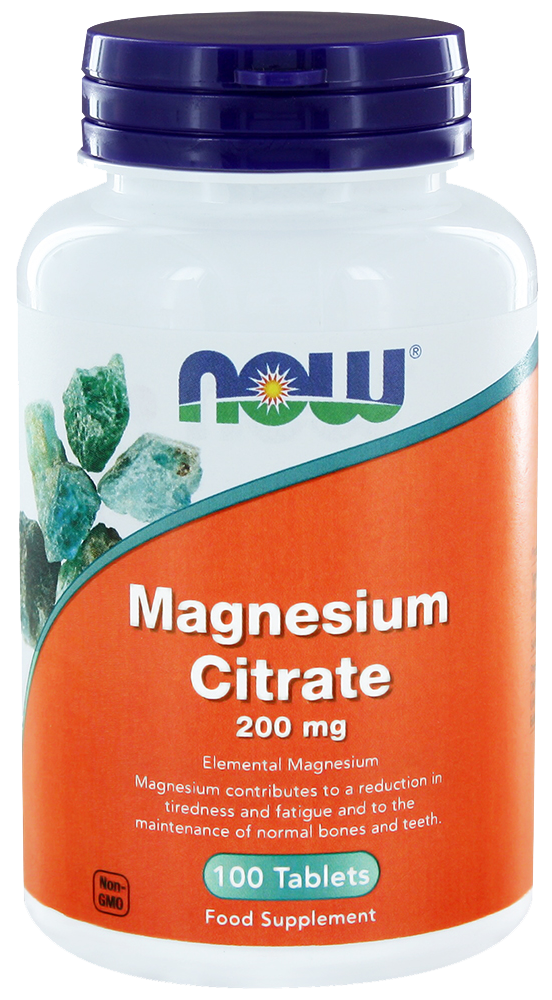 Magnesium citrate 100 tablets