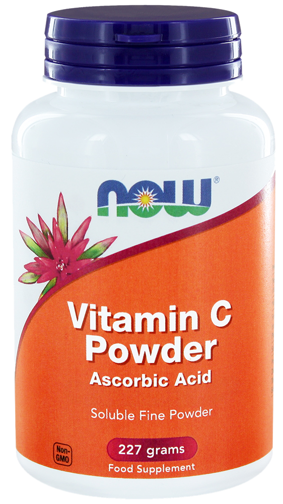 Vitamin C ascorbic acid powder