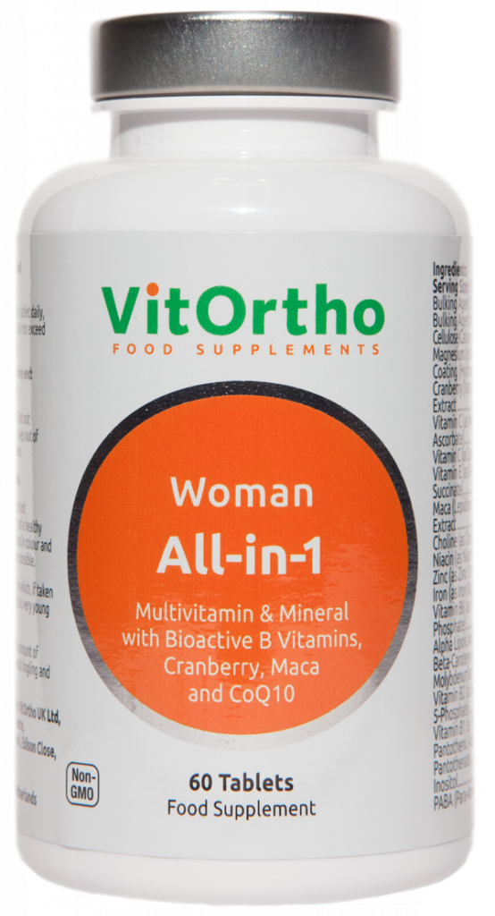WOman All-in-1 bottle