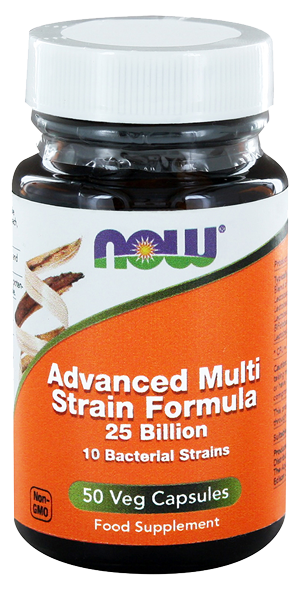 Advanced Multi Strain Formula